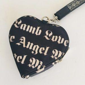 LeSportSac Gwen Stefani L.A.M.B. Heart Wristlet